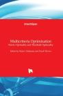 Multicriteria Optimization: Pareto-Optimality and Threshold-Optimality Cover Image