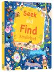 Seek and Find: Wonderland Cover Image