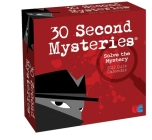 30 Second Mysteries 2022 Day-to-Day Calendar: Solve the Mystery Quiz Calendar Cover Image