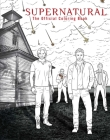 Supernatural: The Official Coloring Book Cover Image