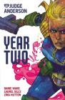 Judge Anderson: Year Two Cover Image