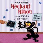 M?chant Minou n'Aime Pas Les Jeux Vid?o Cover Image