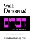 Walk Deuteronomy: A Messianic Jewish Devotional Commentary Cover Image
