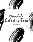 Mandala Coloring Book for Teens and Young Adults (8x10 Coloring Book / Activity Book) (Mandala Coloring Books #4) Cover Image