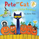 Pete the Cat: Five Little Pumpkins Cover Image