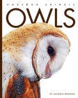 Owls (Amazing Animals) Cover Image