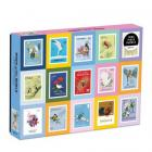 Birds of the World 1000 Piece Puzzle Cover Image