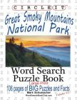 Circle It, Great Smoky Mountains National Park Facts, Word Search, Puzzle Book Cover Image