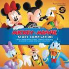 Mickey & Minnie Story Compilation Lib/E: 5-Minute Mickey Mouse Stories, 5-Minute Minnie Tales, and Mickey & Minnie Storybook Collection (5-Minute Stories) Cover Image