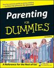 Parenting For Dummies 2e Cover Image