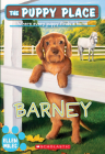 Barney (The Puppy Place #57) Cover Image