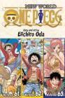 One Piece (Omnibus Edition), Vol. 21: Includes Vols. 61, 62 & 63 Cover Image