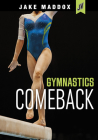 Gymnastics Comeback (Jake Maddox Jv Girls) Cover Image
