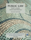 Public Law: Text, Cases, and Materials Cover Image
