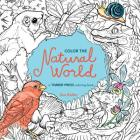 Color the Natural World: A Timber Press Coloring Book Cover Image