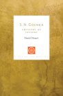 S. N. Goenka: Emissary of Insight (Lives of the Masters) Cover Image