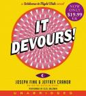 It Devours! Low Price CD: A Welcome to Night Vale Novel Cover Image