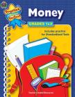Money Grades 1-2 (Practice Makes Perfect (Teacher Created Materials)) Cover Image