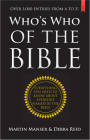 Who's Who of the Bible: Everything You Need to Know About Everyone Named in the Bible Cover Image