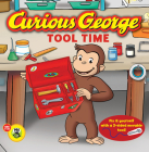 Curious George Tool Time (CGTV Board Book) Cover Image