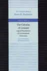 The Calculus of Consent: Logical Foundations of Constitutional Democracy (Collected Works of James M. Buchanan #3) Cover Image