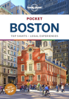 Lonely Planet Pocket Boston Cover Image