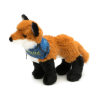 The Nocturnals: Dawn the Fox Plush, 7-Inch Cover Image