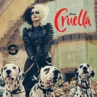 Cruella Live Action Novelization Cover Image