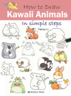 How to Draw Kawaii Animals in Simple Steps Cover Image