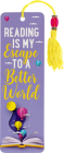 A Better World Beaded Bookmark Cover Image
