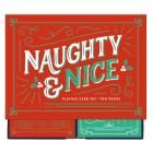 Naughty & Nice Playing Card Set Cover Image