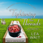 Tightening the Threads (Mainely Needlepoint Mystery #5) Cover Image