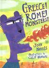Greece! Rome! Monsters! Cover Image