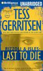 Last to Die Cover Image