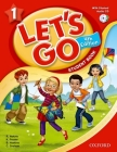Let's Go, Level 1 [With CD (Audio)] Cover Image