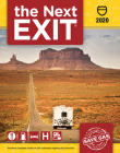The Next Exit 2020: The Most Complete Guide of Interstate Highway Exit Services (8.5 X 11) (Next Exit: The Most Complete Interstate Highway Guide Ever Printed) Cover Image