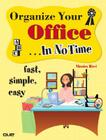 Organize Your Office in No Time Cover Image