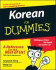 Korean for Dummies [With CD] Cover Image
