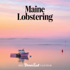 2021 Maine Lobstering Wall Calendar Cover Image