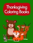 Thanksgiving Coloring Books: Children Coloring and Activity Books for Kids Ages 2-4, 4-8, Boys, Girls, Christmas Ideals (Early Education #21) Cover Image