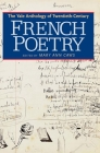The Yale Anthology of Twentieth-Century French Poetry Cover Image