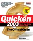 Quicken (R) 2003: The Official Guide (2003) (2003) (Quicken: The Official Guide) Cover Image