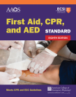 Standard First Aid, Cpr, and AED Cover Image