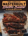 The Complete Masterbuilt Electric Smoker Cookbook Cover Image