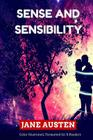 Sense and Sensibility: Color Illustrated, Formatted for E-Readers Cover Image