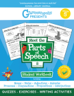 Grammaropolis: The Parts of Speech Workbook, Grade 5 Cover Image