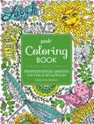 Posh Adult Coloring Book: Inspirational Quotes for Fun & Relaxation: Deborah Muller (Posh Coloring Books #9) Cover Image