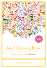 Stress Relieving Patterns: Adult Coloring Book, Mini Edition Cover Image