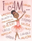 I Am: Empowering Coloring Book for Black and Brown Girls with Natural Curly Hair Positive Affirmations for African American Cover Image
