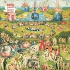 Adult Jigsaw Puzzle Hieronymus Bosch: Garden of Earthly Delights: 1000-piece Jigsaw Puzzles Cover Image